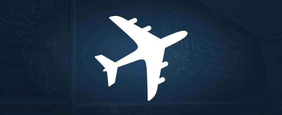 Spedizioni internazionali aeree